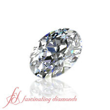 Oval Shaped Diamond 3/4 Carat - Loose Diamond For Sale - Unbeatable Price - GIA