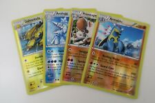 XY: Steam Siege - RARE REVERSE HOLOS - Pokemon Trading Cards - SELECT YOUR CARD