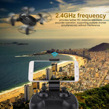 2.4GHz Drone Quadcopter Altitude Hold FPV Remote Control Toy With HD Camera