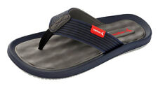 Mens Rider Flip Flops Dunas Beach Slip On Sandals - Navy Blue - RRP: £31.95