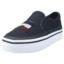 Tommy Hilfiger Tommy Jeans Casual Sneaker Donna Midnight Navy Scarpe