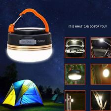 CREE Camping LED Lantern USB Rechargeable Outdoor Light Emergency Tent Lamp