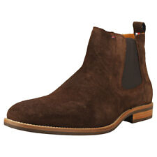 Tommy Hilfiger Daytona 4b Essential Hombres Coffee Bean Ante Botas