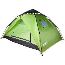 High Colorado Paraguas 3 personas Easy Up Tienda Pop Verde Carpa Domo iglozelt