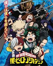 My Hero Academia Season 2 Mini Poster 40x50cm