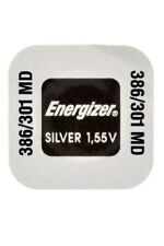 ENERGIZER Multi-Drain High Performance Button Cell Watch Battery - 301