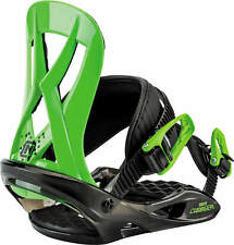 Mini Charger green Snowboardbindung Kinder Nitro 2018