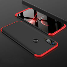 For Huawei P20 Pro Lite P Smart Shockproof Hybrid 360 Hard Case Protective Cover