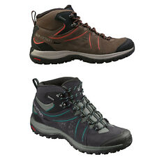 SALOMON ELLIPSE 2 metà pelle gore-tex Damen -wanderschuhe Outdoor hiking-schuhe