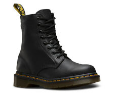 Dr. Martens Womens 1460 Pascal Virginia Boots in Black