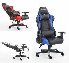 WestWood Computer Office Chair Recliner Faux Leather PU Sports Gaming Seat OC17