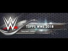 2018 TOPPS Lucha Libre WWE base y bronce CROMOS ELIGE LISTA 1-100