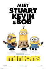 Despicable Me - Minions - I'm With Stupid - Poster Plakat - Größe 61x91,5 cm