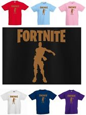 New Kids Boys Girls Fortnite Floss Dance Inspired Cool T-shirt!