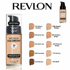 REVLON ColorStay 24hr Foundation 30ml SPF 20 - CHOOSE SHADE/TYPE - NEW Sealed