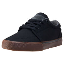 Globe Gs Ninos Black Tan Textil Zapatillas