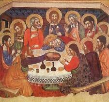 Photo Print The Last Supper Serra, Jaume - in various sizes jwg-2220