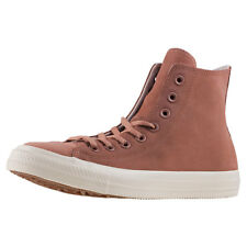 Converse Chuck Taylor All Star Hi Hombres Light Brown Nubuck Zapatillas