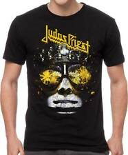 JUDAS PRIEST HELLBENT GLASS KILLING MACHINE HEAVY METAL ROCK MUSIC BAND T SHIRT