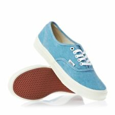 a8fb0bca3de0 Vans AUTHENTIC SLIM (Washed) Hawaiian Ocean QEV6H5 Canvas Plimsolls UK 3