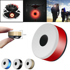 LED Bicycle Bike Cycling Rear Tail Light USB Rechargeable Warning Light Lamp UK