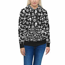 A Pirate Life Disney Inspired Women Zip Up Hoodie XS-3XL