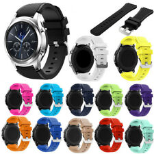 Silicone Replacement Watch Band For Samsung Galaxy Gear S3
