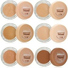 MAYBELLINE Dream Matte Mousse FOUNDATION 18ml SPF 15 - Choose Shade - NEW Sealed