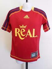 Nuevo Mls Real Salt Lake Youth Infantil N º de Pie PARTE (4-5/6-7-8) Camiseta
