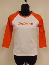 Neuf Britney Spears Jeunesse Filles Taille M-L Concert T-Shirt