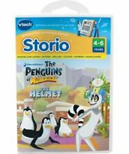Storio Software: The Penguins Of Madagascar - The Helmet By Vtech