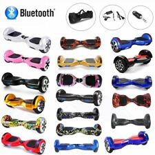 """6.5"""" Hoverboard Monociclo Electrico Scooter Patinete Balance Overboard Bluetooth"""