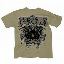The Black Crowes 2 Crowes Southern Azules Duro Jam Música Rock Camiseta S-2XL