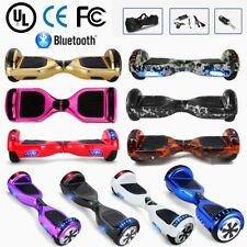 "6.5"" Hoverboard Electrico Scooter Monociclo Patinaje Balance Board Bluetooth LED"