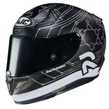 HJC CASCO INTEGRALE FIBRA PIM RPHA11 IANNONE 29 BLACK MC5SF VARIE TG DISPONIBILI