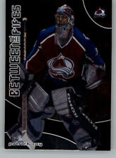 2001-02 ITG Between The Pipes Hockey Cards Pick From List (Includes Update)