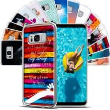 Case for Samsung Galaxy Protective Case TPU Silicone Backcover Case Slim Motif