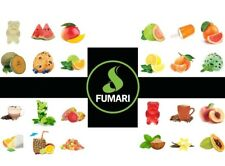 FUMARI SHISHA AVAILABLE FLAVOURS AND SIZES IN 100% ORIGINAL PACK