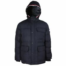 TOMMY HILFIGER JACKET MENS DOWN FILLED SKY CPATIN PADDED COAT