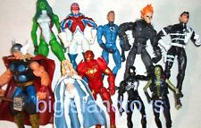 Marvel Legends Toy Biz Hasbro Spiderman Action Figures [PICK / YOUR CHOICE]