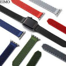Silicone Sport Band For Apple Watch Strap 4 44Mm 40Mm Iwatch Series 4 3 2 1 42Mm