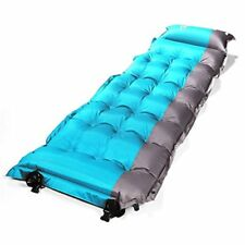 Self Inflating Camping Sleeping Pad Mat Mattress Bedextra Thick Lightweight With