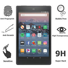 Tempered Glass Screen Protector For All-New Amazon Fire HD 8 8th Generation 2018