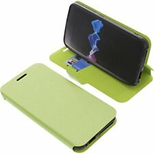 Cover For Homtom Ht37 Book-style Green Case 32225 By Foto-kontor