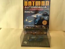 EAGLEMOSS-BATMAN AUTOMOBILIA COLLECTION-Various Models & Magazines Available