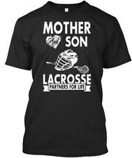 Trendy Lacrosse - Mother And Son A Partners For Life Standard Unisex T-shirt