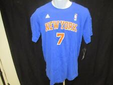 Nuevo New York Knicks Carmelo Anthony Youth TALLA L/XL 14/16 18 Camisa Azul