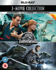 Jurassic World/Jurassic World - Fallen Kingdom Blu-Ray (2018) Chris Pratt