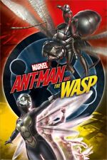 Marvel Comics Maxi Poster 61 x 91,5 cm Ant-Man and The Wasp Unite