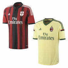 Adidas Ac Milan Milan Chemise Maillot Jersey Hommes Ac Milano Climacool Série A